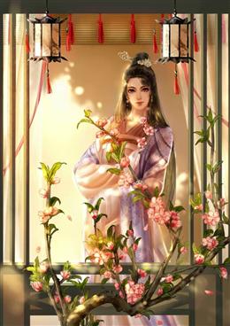 古代言情小说封面图片