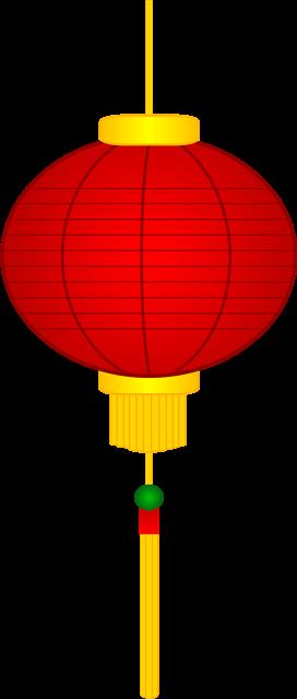 中国红灯笼装饰