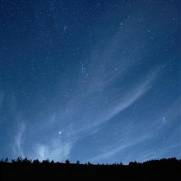 繁星点点背景图