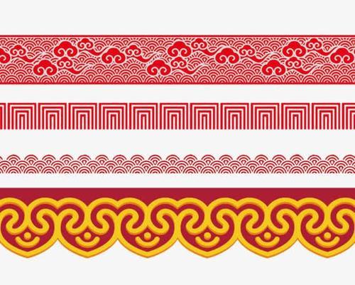 古典中国风花纹