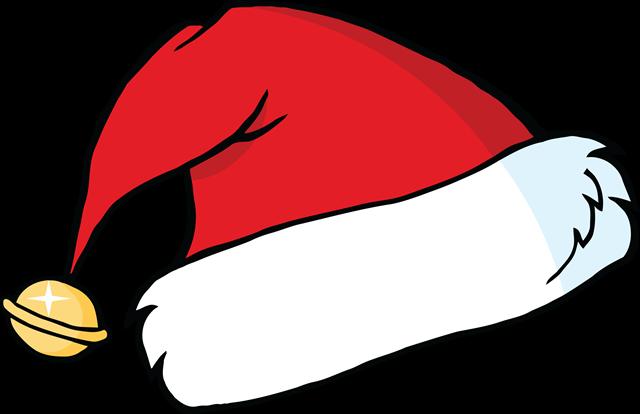 圣诞铃铛帽子