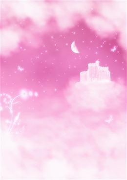 全粉色背景图片