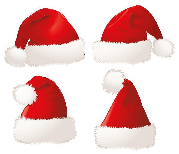 Q版手绘圣诞帽