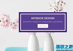 豪华装修公司网站模板