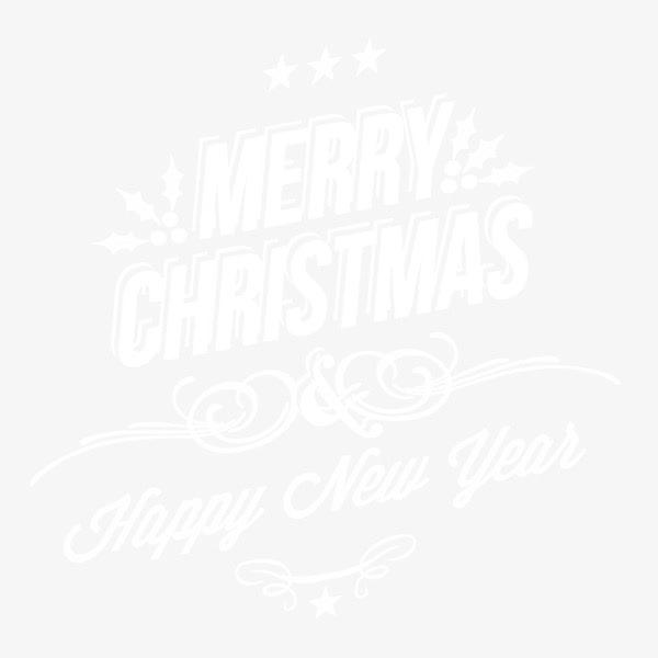 merry christmas圣诞花样艺术字体
