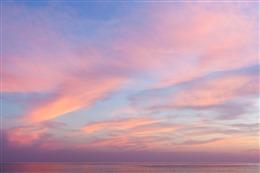 超级漂亮的天空背景