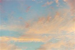 仙气十足的天空背景图