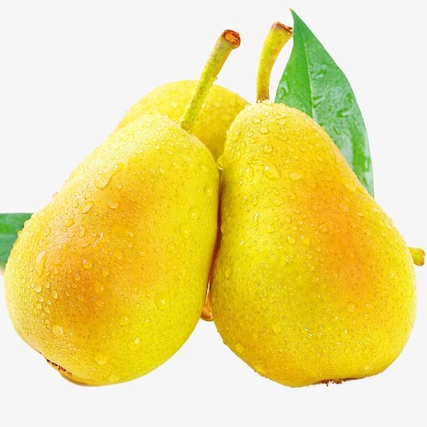 新鲜梨子水果