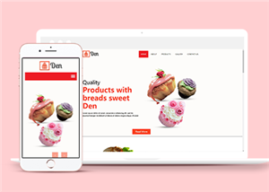 冰淇淋蛋糕加盟店官网网站模板