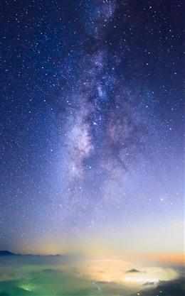 世界上最美的星空背景