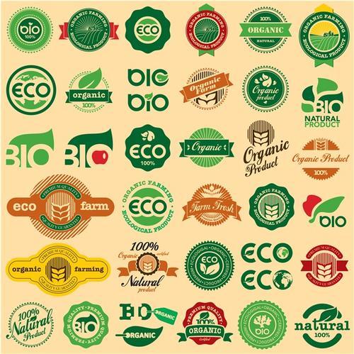 环保图案贴纸