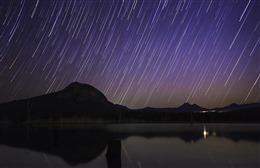 唯美梦幻超好看的星星背景图
