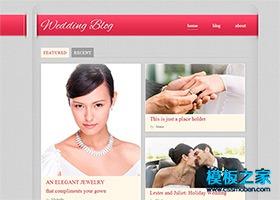 恋爱相亲网站html模板