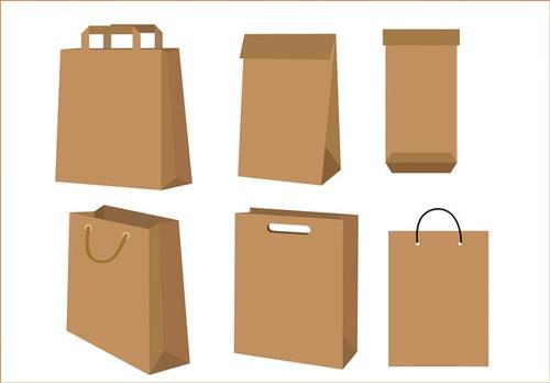 手提购物袋包装样机