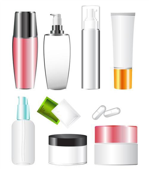 化妆品包装瓶样机