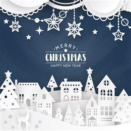 圣诞节免抠背景