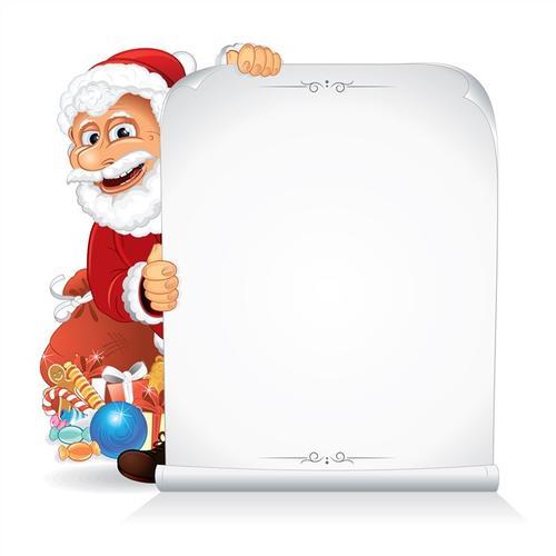 圣诞节企业通知模板