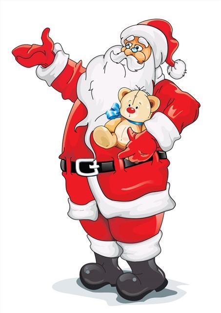 2021年最新圣诞老人图片