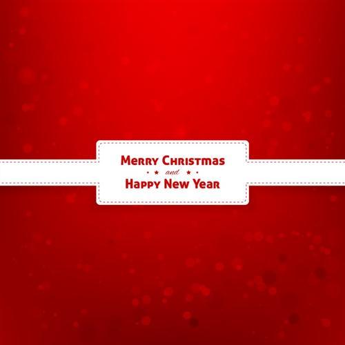 圣诞快乐贺卡封面