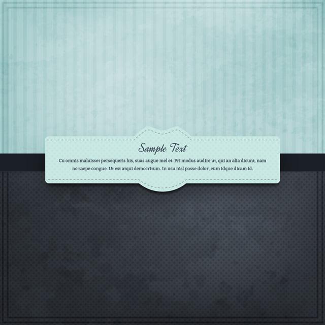 文档封面模板