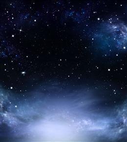 高清星空壁纸图片