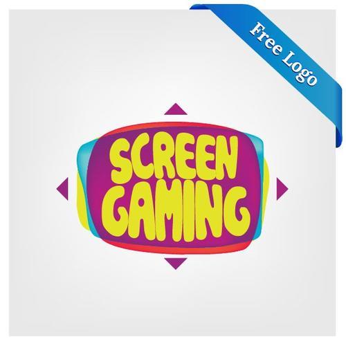 标志矢量游戏视频logo