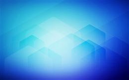蓝色商务科技背景