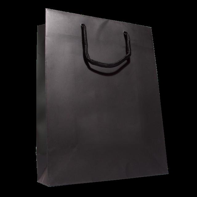 黑色手提袋样机