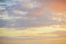 日落黄昏高清图片