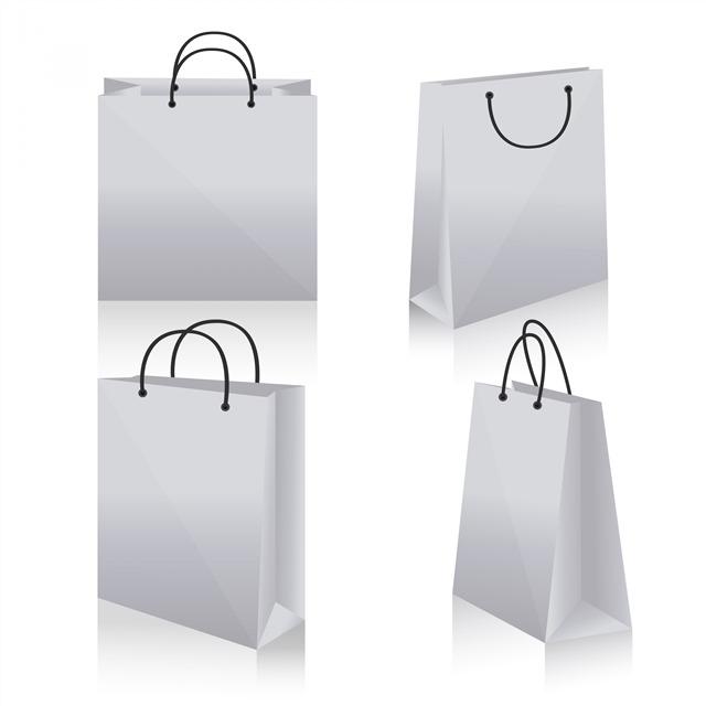 购物袋展示样机