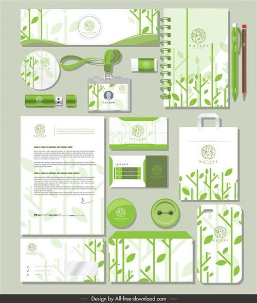 环保企业vi设计