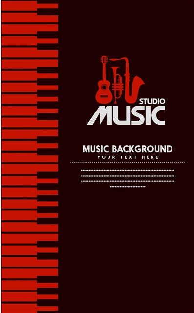 钢琴音乐会海报