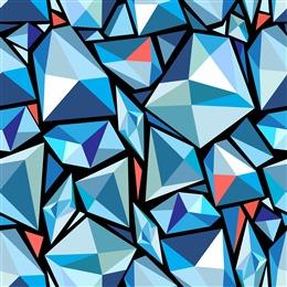 抽象立体几何背景图片