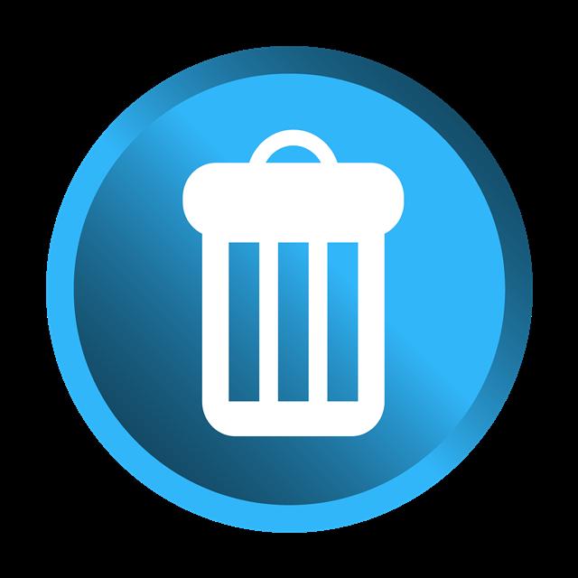 回收站icon图标