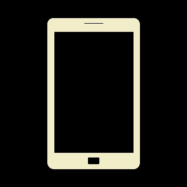 智能手机图标符号