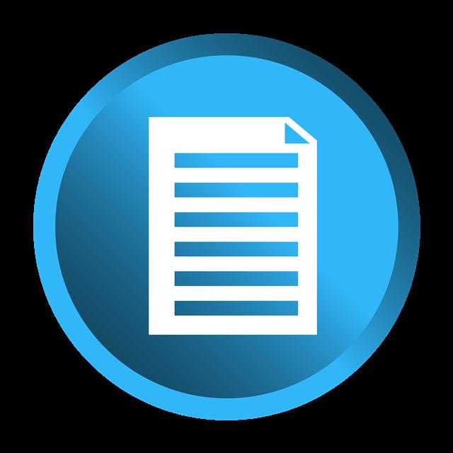 word文档图标符号