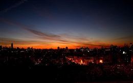 夜晚风景图片