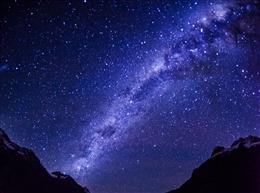 星辰大海背景图