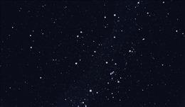 超美星空图片
