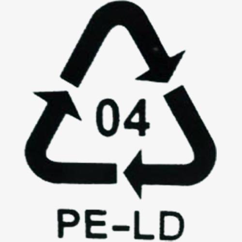 不可回收标志