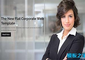 欧美平面公司web网站模板