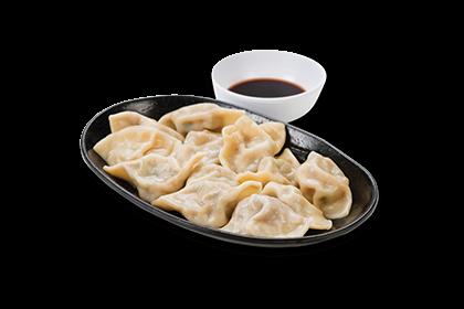 冬至节气食俗饺子