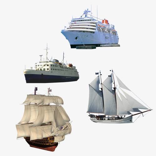 帆船进化史