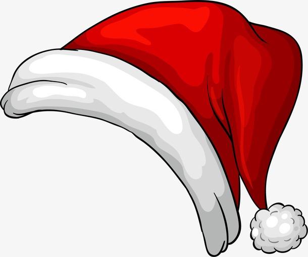 微信圣诞帽头像