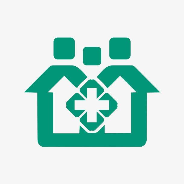 医院社保标志图片
