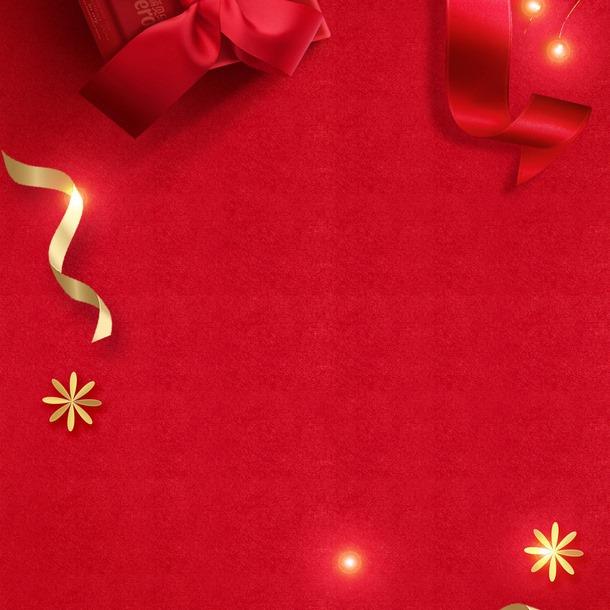 圣诞节活动主图