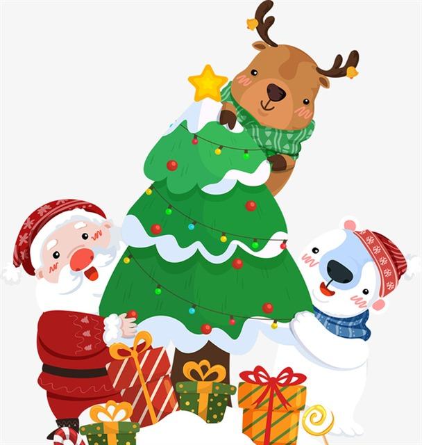 圣诞节图片节日装饰