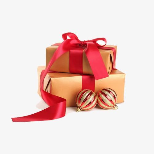 礼物盒子节日素材