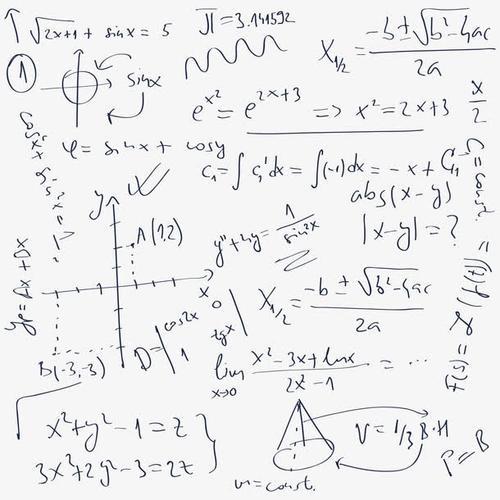 手写数学公式漂浮元素