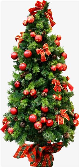 圣诞树免抠